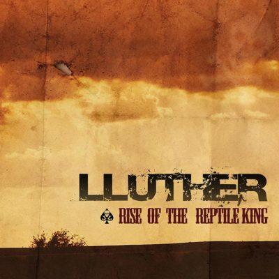 Rise of the Reptile King Album Artwork